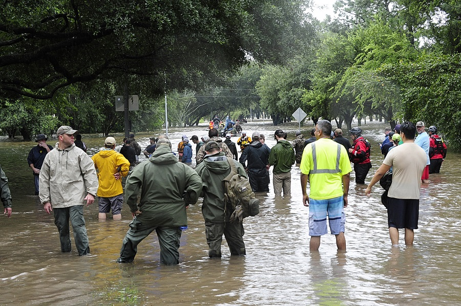 This Is Your Business: Offering Help in the Wake of Disaster (Hurricane Harvey and Irma)