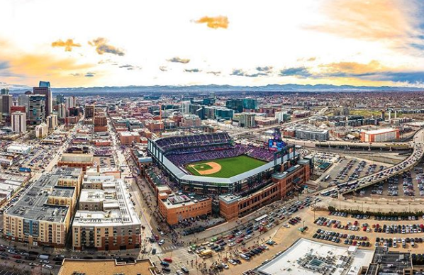 The State of Major League Baseball with John Priore & Eric Kasimov   Coors Field