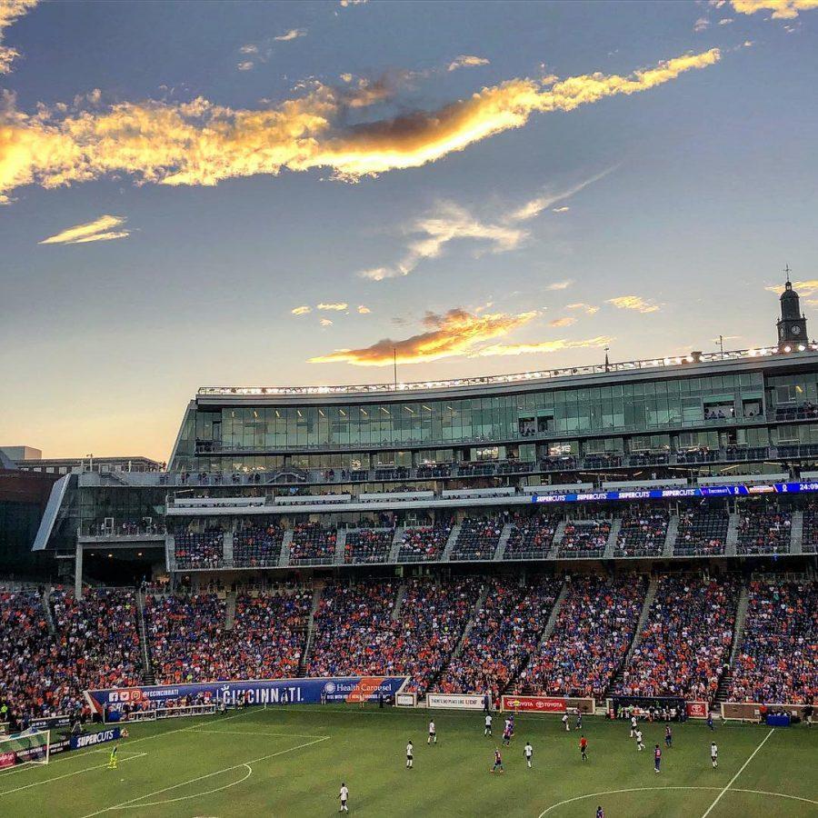 Create Something for Those That May Care | FC Cincinnati | MLS Soccer