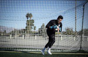 Soccer Goalkeeper Entrepreneur in Abdel Rodriguez | Kronis Soccer | Kaz