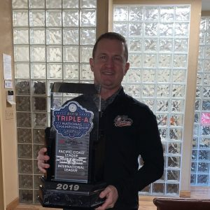 John Priore chats with Chip Maxson, General Manager of the Sacramento River Cats, AAA Affiliate of the San Francisco Giants.We discuss mentoring,the cityofSacramento,and leading a baseball organization.