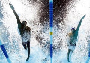 The Olympian Mindset with Swimmer Cullen Jones (Part 2)   SE Charlotte