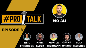 Pro Talk with Marc Klock, Monica Hickmann & World Class Footballers
