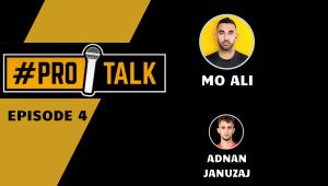 Adnan Januzaj | Pro Talk with Mo Ali FC | SportsEpreneur