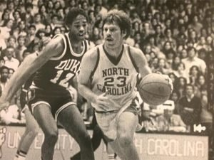 Ged Doughton | Make the First Easy Pass and the UNC Tar Heels
