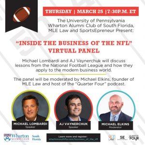 AJ Vaynerchuk and Michael Lombardi | Inside the Business of the NFL | SportsEpreneur
