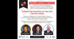 AJ Vaynerchuk and Michael Lombardi | Inside the Business of the NFL | SE